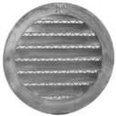 Kratka wentylacyjna metalowa aluminiowa śr.125 KWO/125